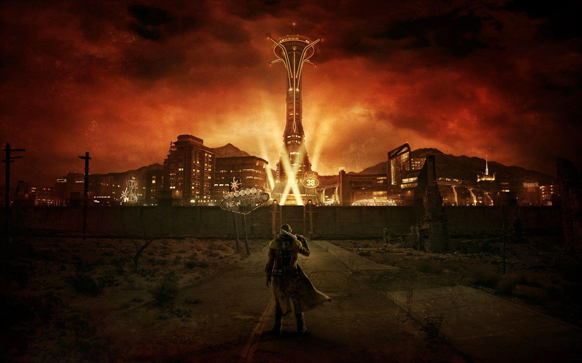 New Vegas Fallout Wallpaper Fallout New Vegas Fallout Movie