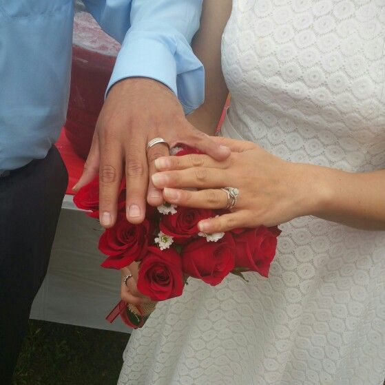 Our rings..!!