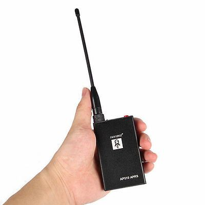 AP510 APRS Tracker VHF with GPS//Bluetooth//Thermometer//TF Card  APRSdroid