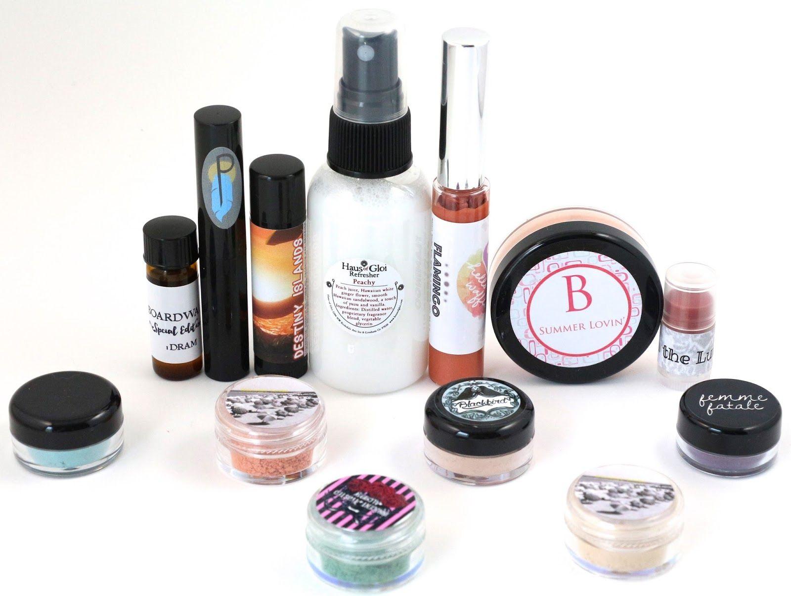 Evolution of a Foodie: Indie Weekends: AFK Cosmetics Christmas in ...