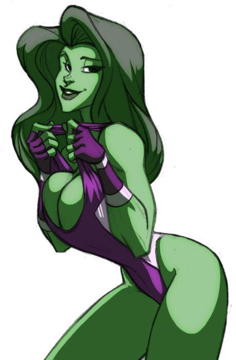 Pin Em Marvel She Hulk