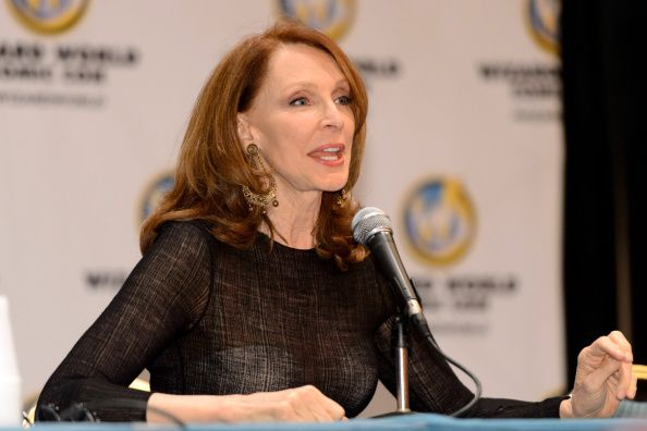 Gates McFadden attends Wizard World Chicago Comic Con 2014 at Donald E. Stephens Convention Center on August 22, 2014 in Chicago, Illinois