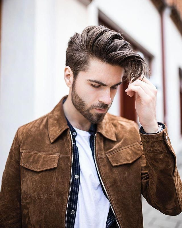 Gorgeous Long Top Short Mens Hairstyles