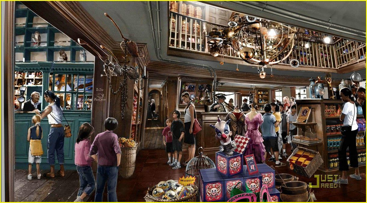 Hogwarts Theme Park Harry Potter Theme Park Hogwarts Castle Harry Potter Land