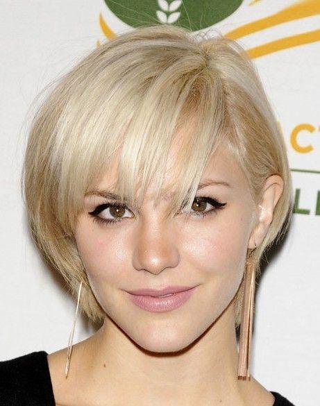 Short hair styles for thin hair decoracion hoteles Pinterest