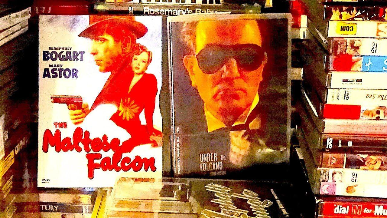 Pin on The Maltese Falcon, Under The Volcano John Huston