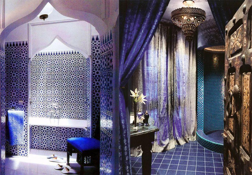 Trends Badezimmer ~ Marokkanisches badezimmer: 2018 badezimmer trends aus dem osten