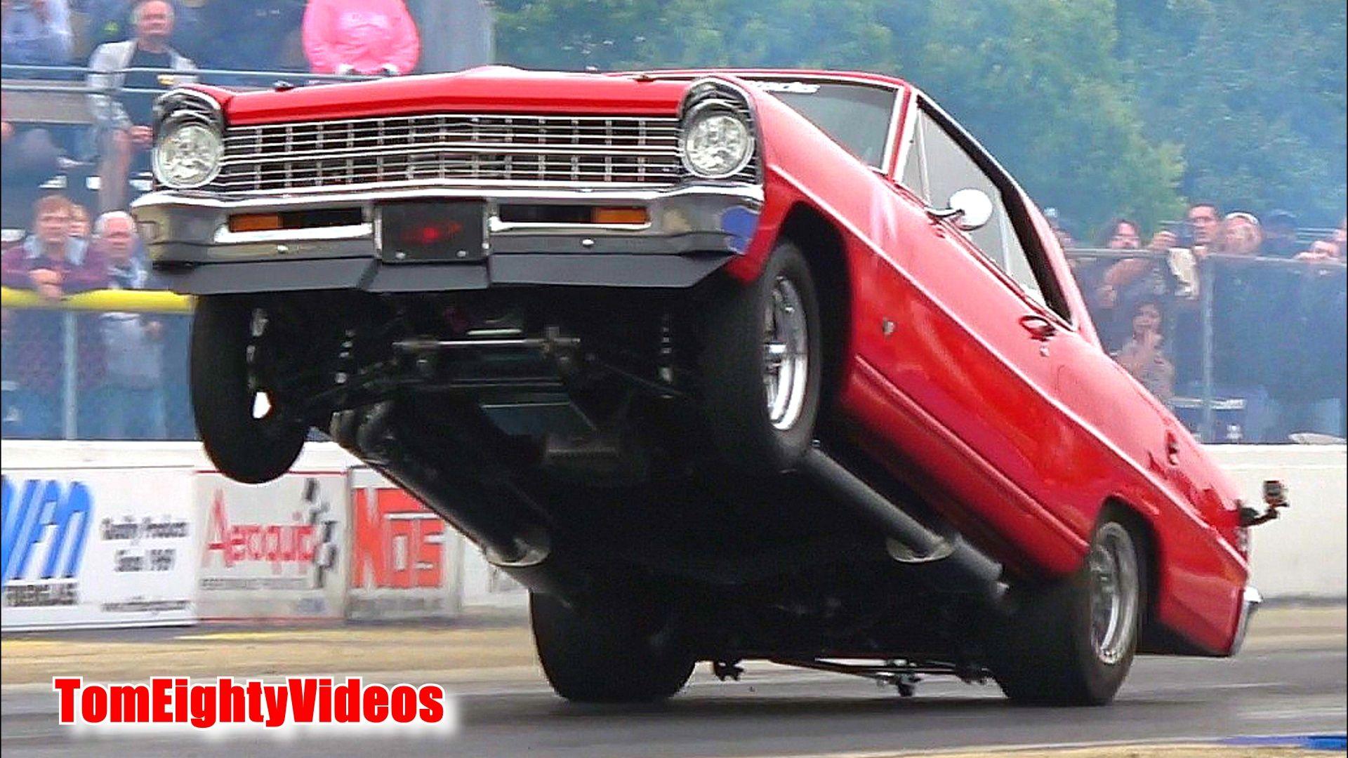 Jay Biondo 1967 Nova Wheelie The Best Of Muscle Car