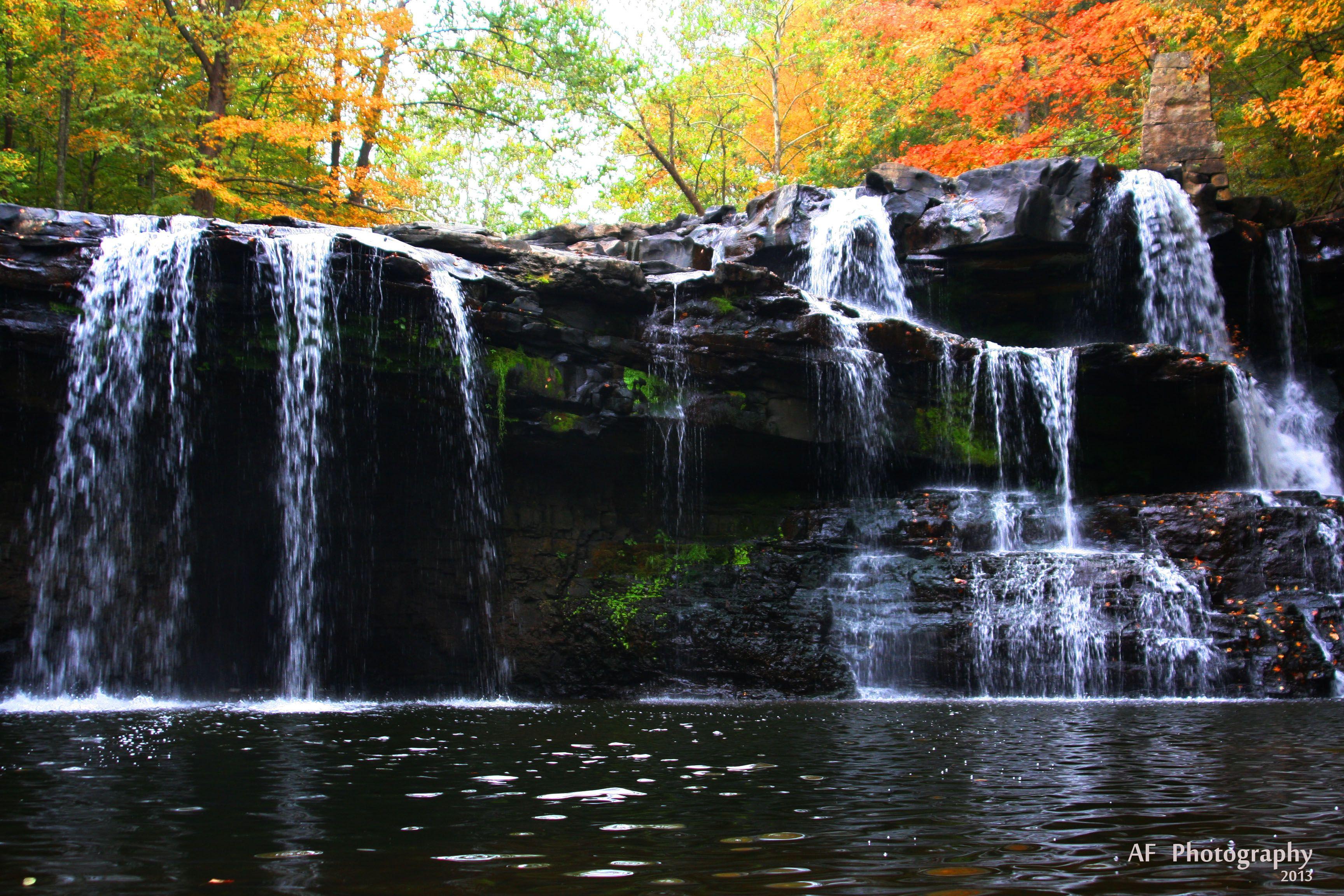 Brush Creek Falls | west Virginia | outdoors | landscape | photography | art | home décor
