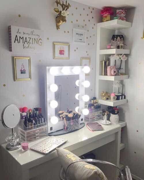 31 Fascinantes Tocadores Con Espejo Que Te Encantar 225 N