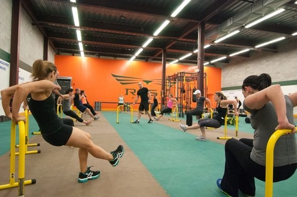 Rise Fitness For Pilates Classes And Kickboxing Boxing Fitreserve Boxing Classes Efficient Workout Body Training