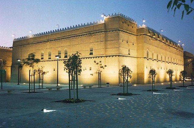 Murraba Palace Riyadh Saudi King Abdul Aziz Historical Center Riyadh Palace Historical Sites