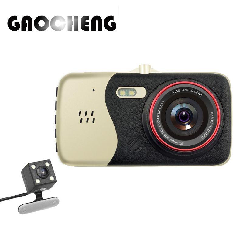 4 0 Original Novatek 96658 Ips Tela Da Camera Do Carro Com A Camera Do Rearview Completa Hd1080p Car Dvr Gravador De 170 Gr Dashcam Car Camera Rear View Camera