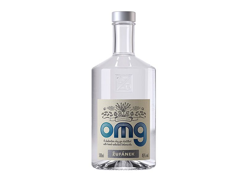 OMG - Oh My Gin | Complex and delicate gin made from 16 herbs