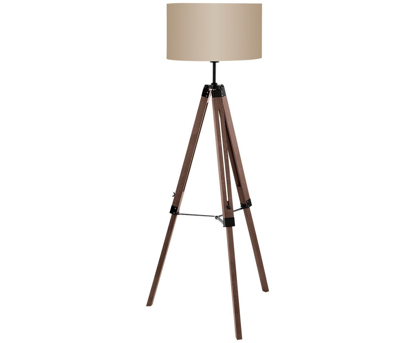 Stehlampe Matilda Aus Holz Hohenverstellbar Mit Bildern