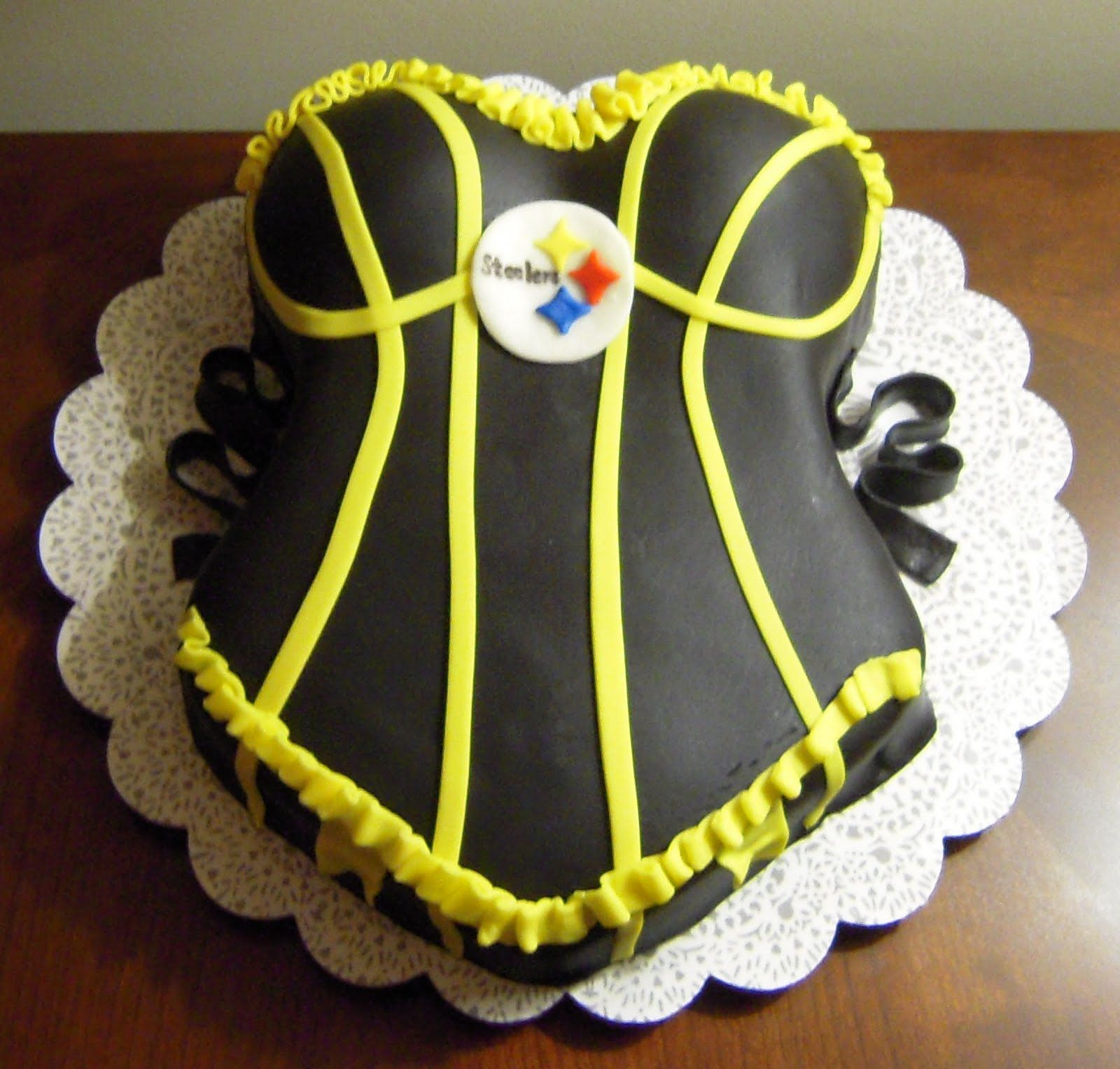 steelers cakes Bing Images cakes Pinterest Cake Man cake