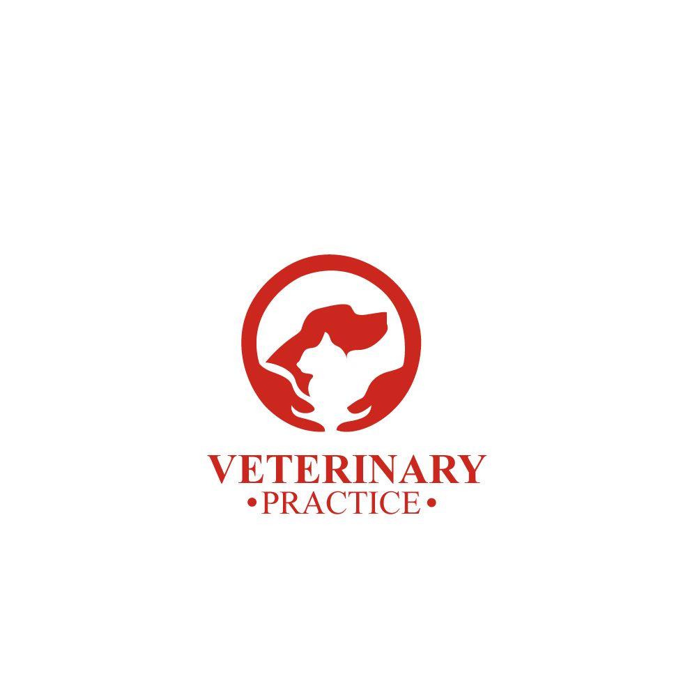 Veterinary Practice Logo Name Secret Logotipo Cartao De Visita Monograma