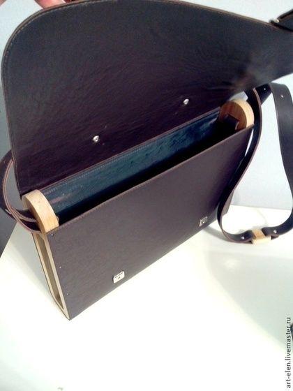 46f1d184ef0c Мужские сумки ручной работы. Портфель
