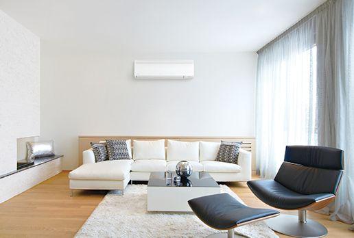 split/multi-split type air conditioners | offers superior