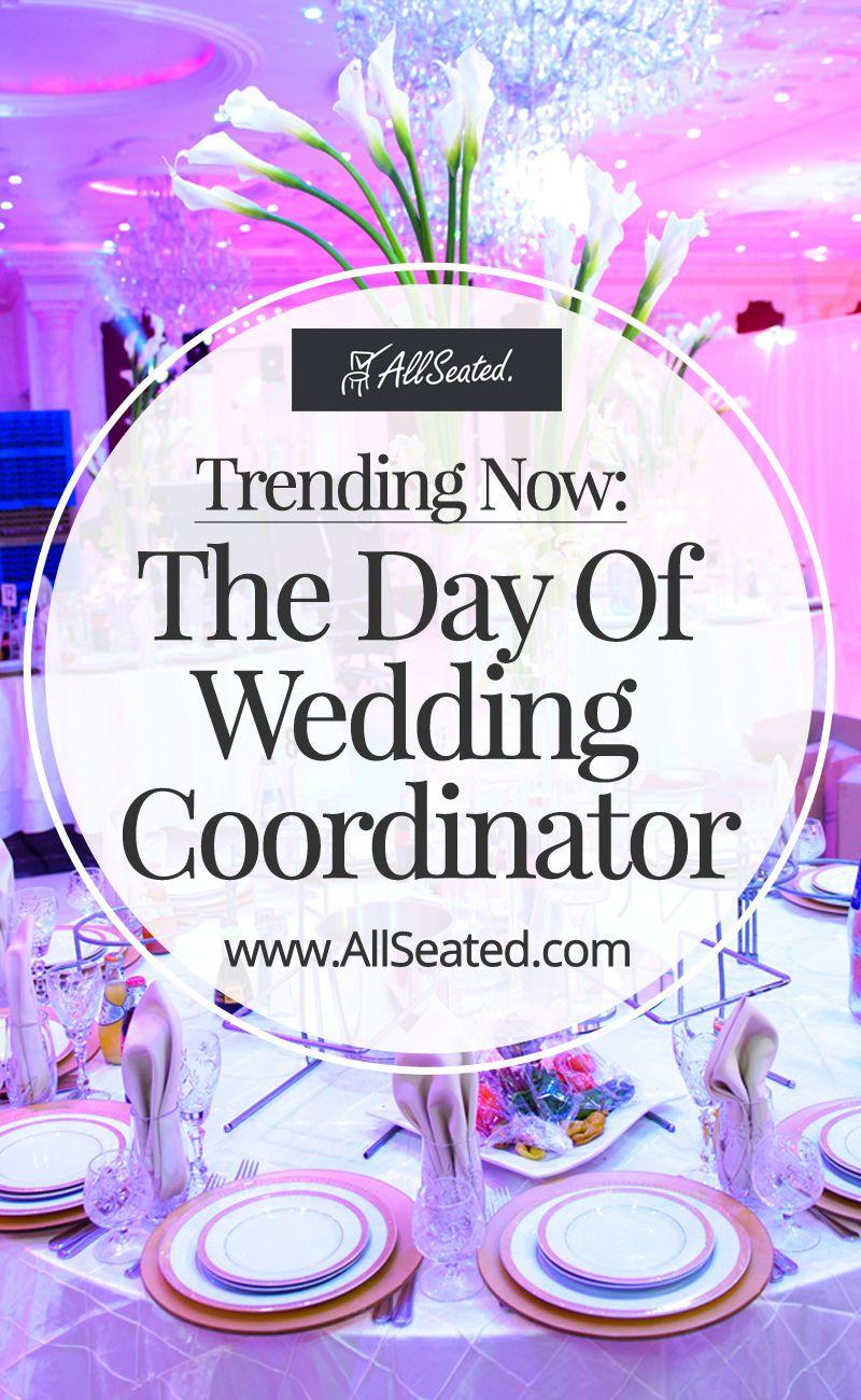 Day Of Wedding Coordinator Defined And Explained Wedding Coordinator Wedding Coordinator Checklist Wedding Coordinator Duties