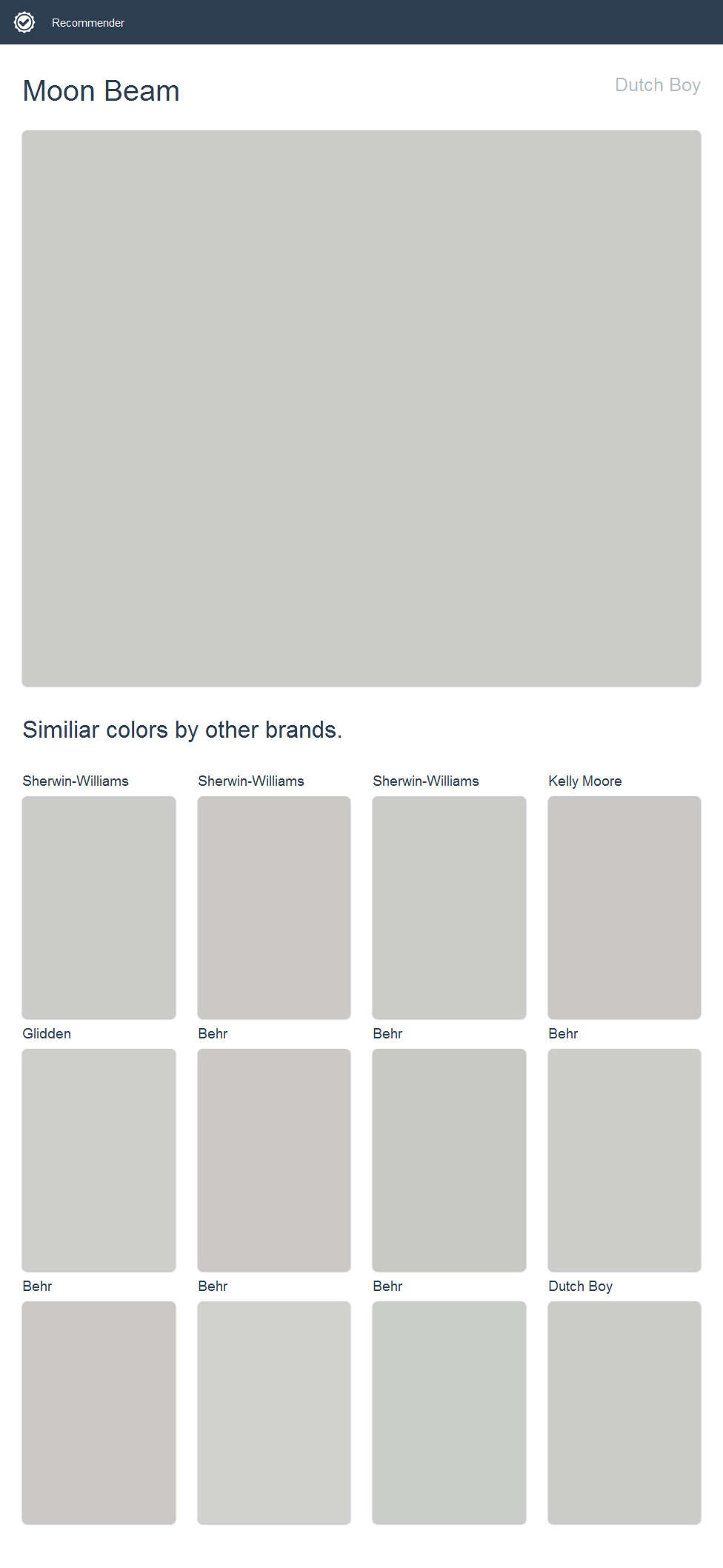 dutch boy moon beam google search floor paint colors on valspar virtual paint a room id=32832