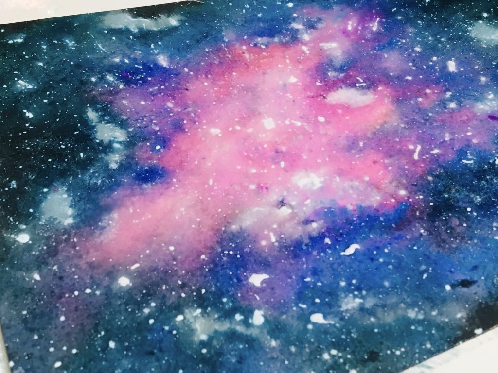 Tutoriel Creation De Fonds Galaxie Galaxie Creations