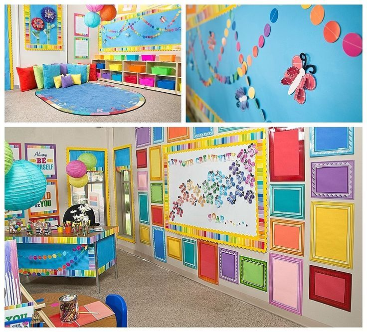Ideas For Classroom Decoration Kindergarten : Best ideas about preschool classroom decor on