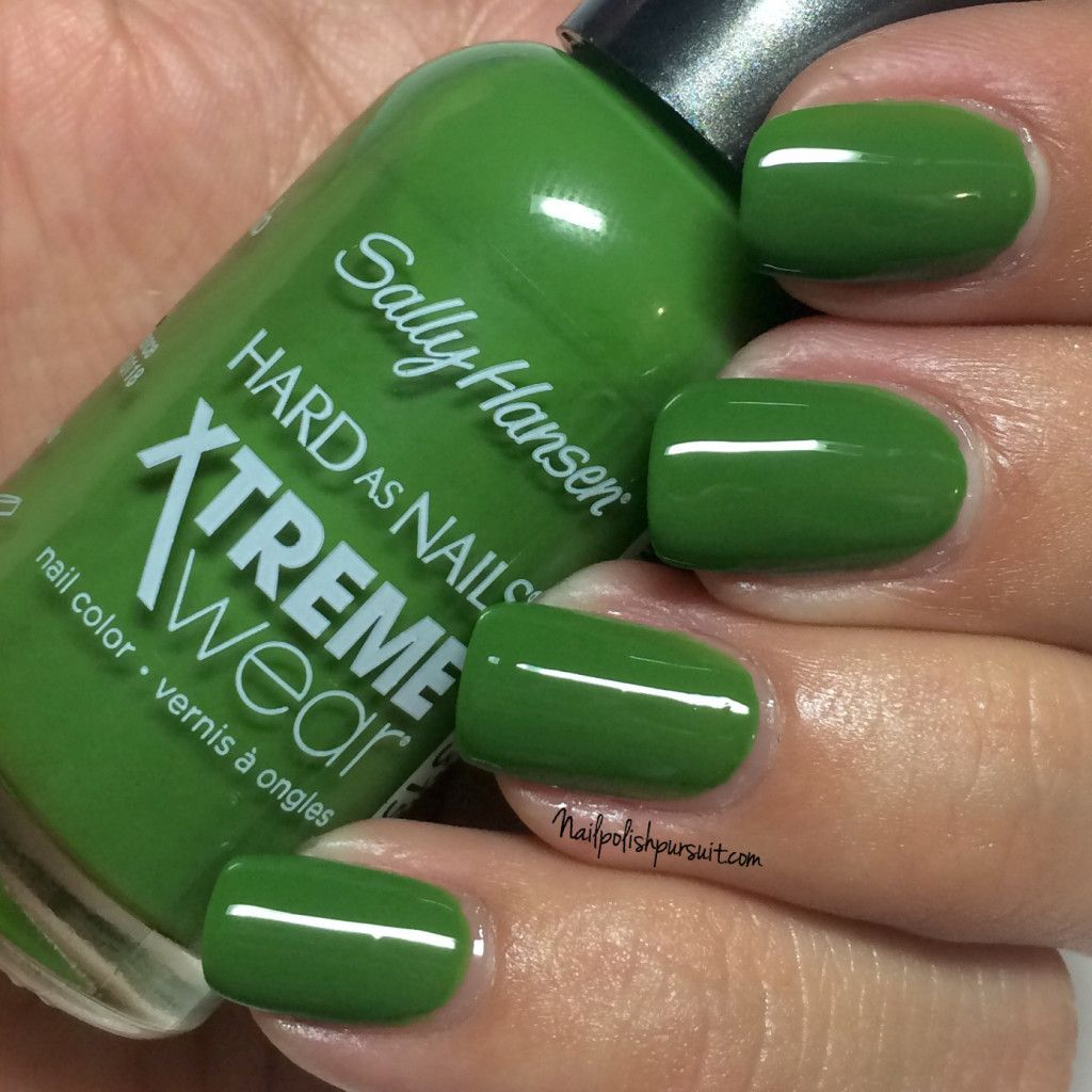Green Thumb by Sally Hansen from the Color Xpression Collection ...