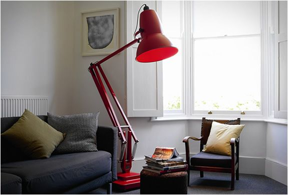 Giant floor lamp by anglepoise anglepoise floor lamp and giant floor lamp by anglepoise aloadofball Gallery