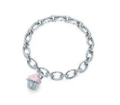 Tiffanys Pink Cupcake Bracelet