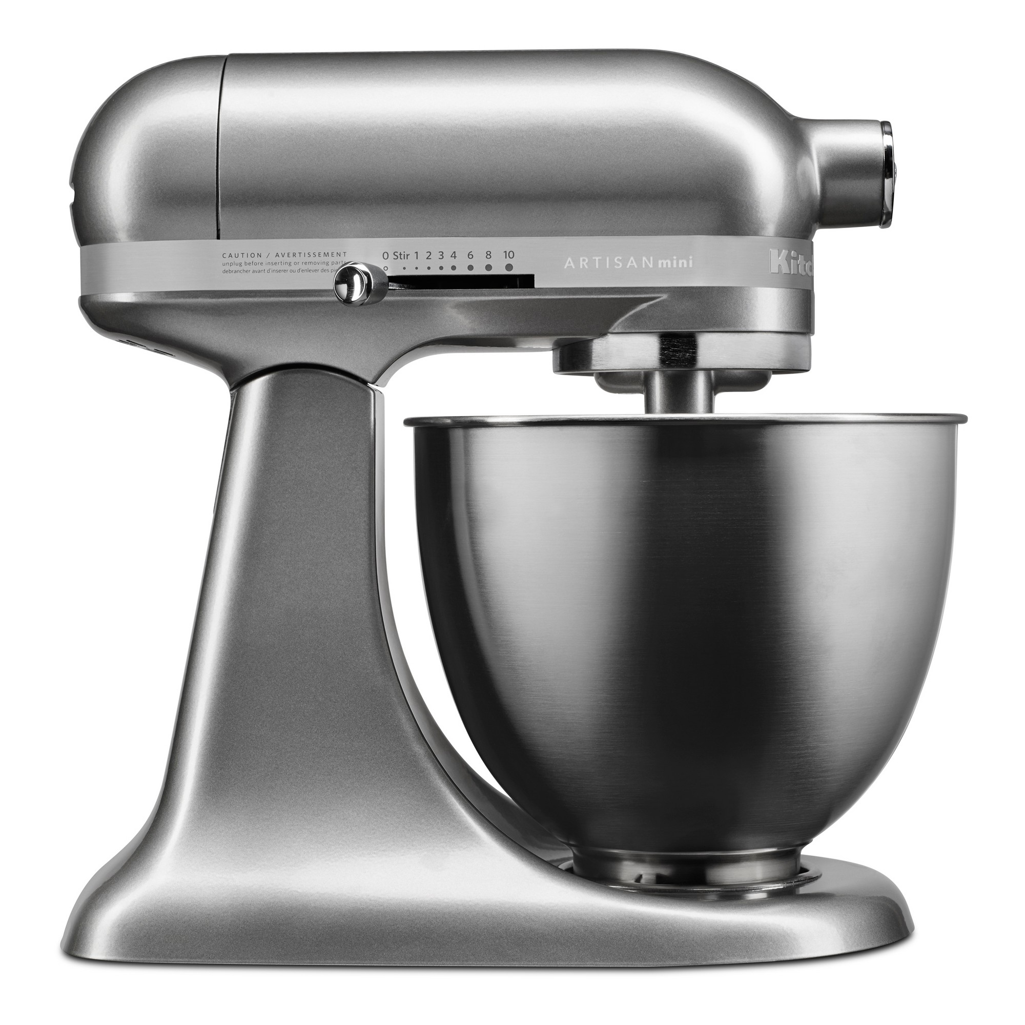 KitchenAid Refurbished Artisan Mini 3 5qt Tilt Head Stand Mixer