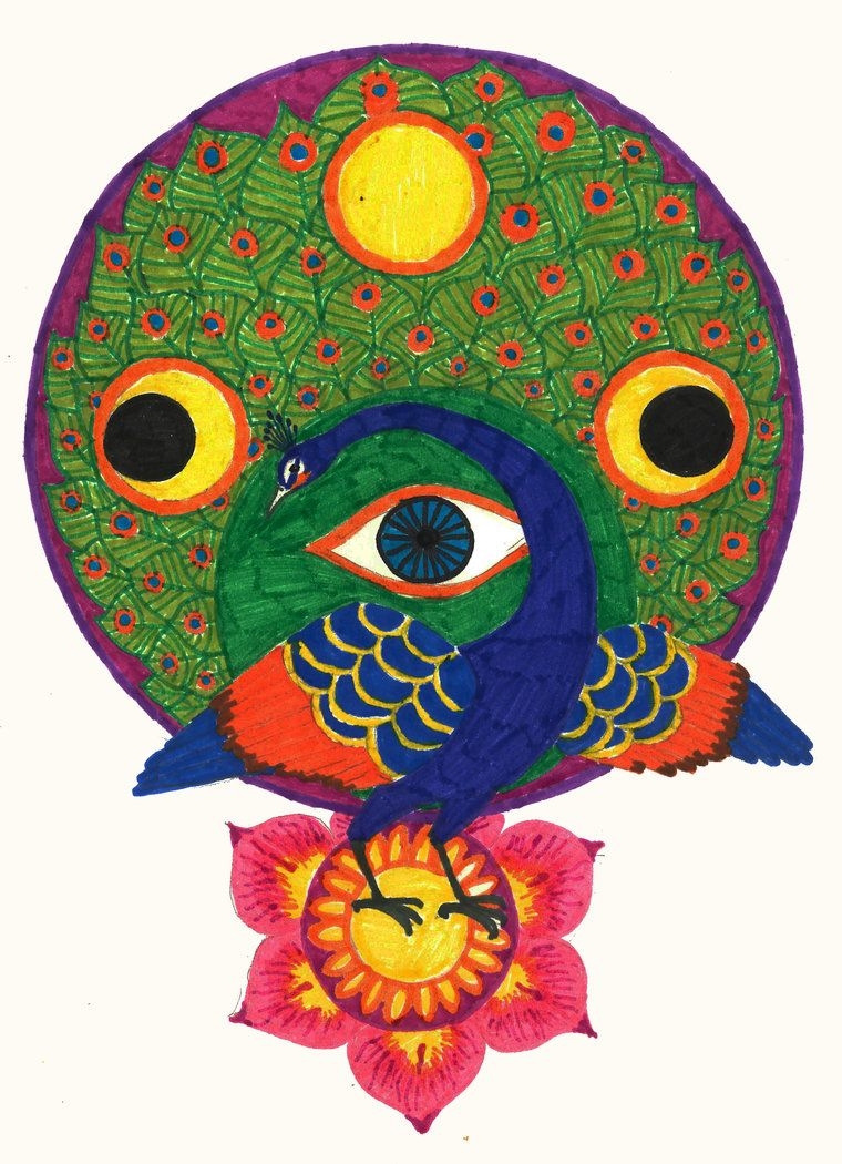 Melek Taus - The Peacock Angel