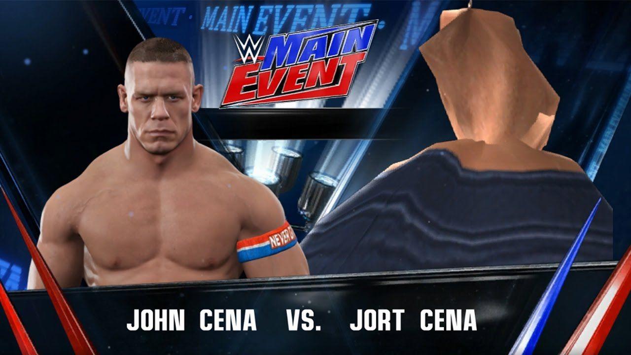 Uncategorized John Cena Games For Kids wwe 2k17 john cena vs jort news of video game cena