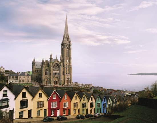 Cultural Heritage Assesment for Cobh Outfalls - Irish Water