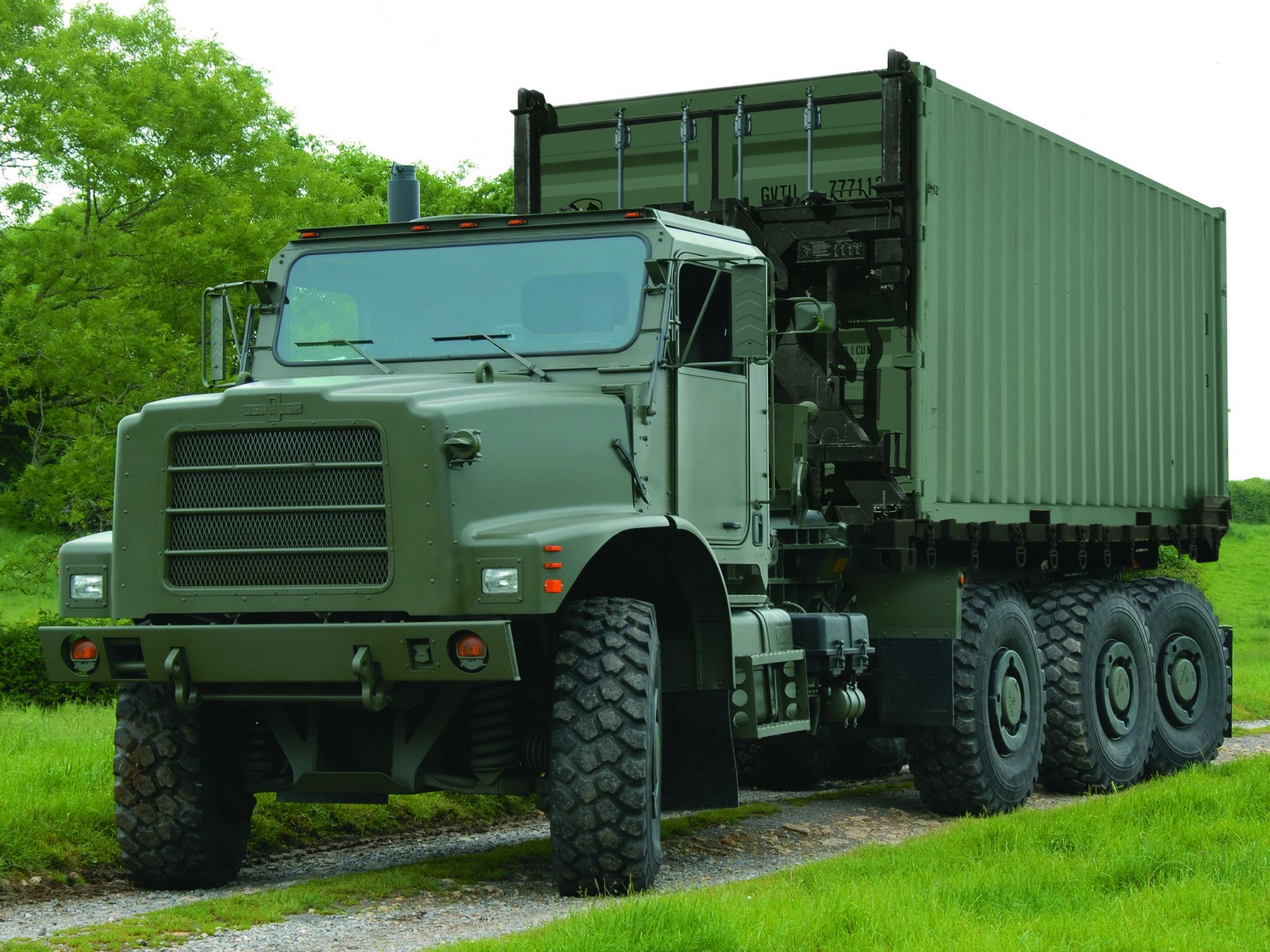 oshkosh mtvr 16 5 ton 8x8 lhs 39 2005 army pinterest terrestre g n ration et vehicule. Black Bedroom Furniture Sets. Home Design Ideas