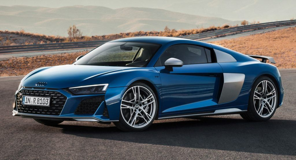 2020 Audi R8 Makes Stateside Debut Starts At 170000 V10 Decennium From 215000 Audi Sports Car Audi Sport Audi R8 V10 Plus