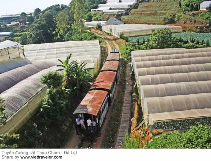 Đường Sắt Răng Cưa 'độc Nhất Vô Nhị' ở Việt Nam