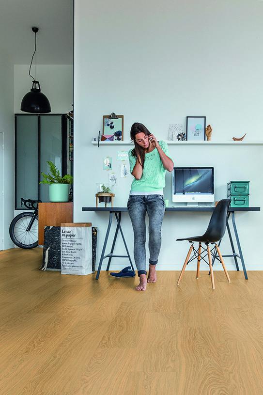 Quick Step Livyn Flooring   Pulse U0027Pure Oak Honeyu0027 (PUCL40098) In Awesome Design