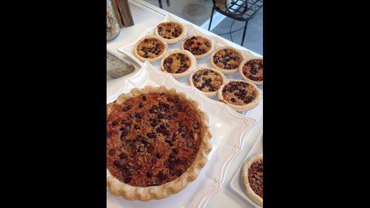 Race Day Pie The I 40 Dessert Recipes Buttermilk Sky Pie Pie
