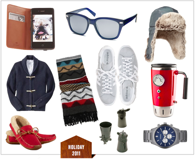 W-G Gift Guide: Brothers, Fathers, & Friends - holiday gifts for the guys (Ideas for your groomsmen)