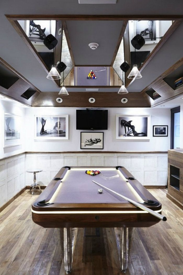 20 Playing Tables For A Luxury Gaming Room Snooker Room Game