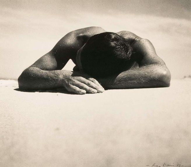 Max Dupain 'Sunbaker' 1934 printed 1937