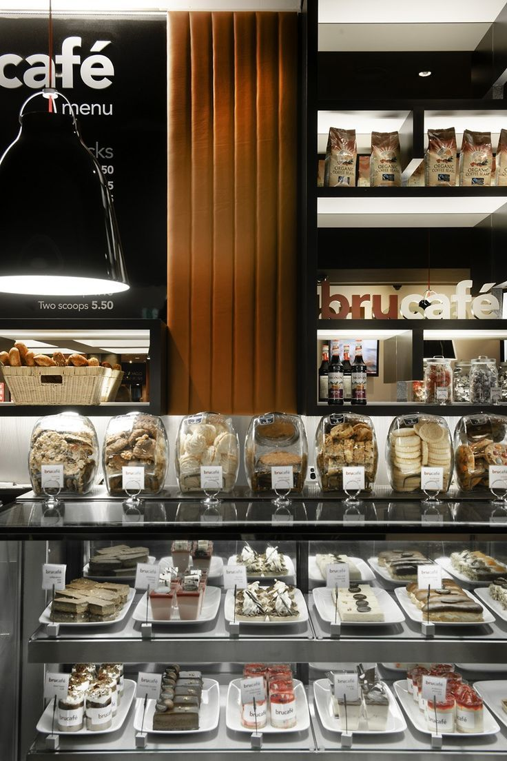 Bru Cafe Mata Design Studio With Images Cafe Cafe Design Bakery Interior