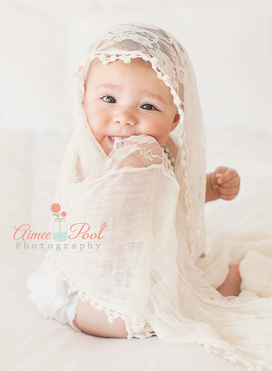 Little girl photos kid pictures aimee pool photography pool photography infant photography photography ideas christening photography baby