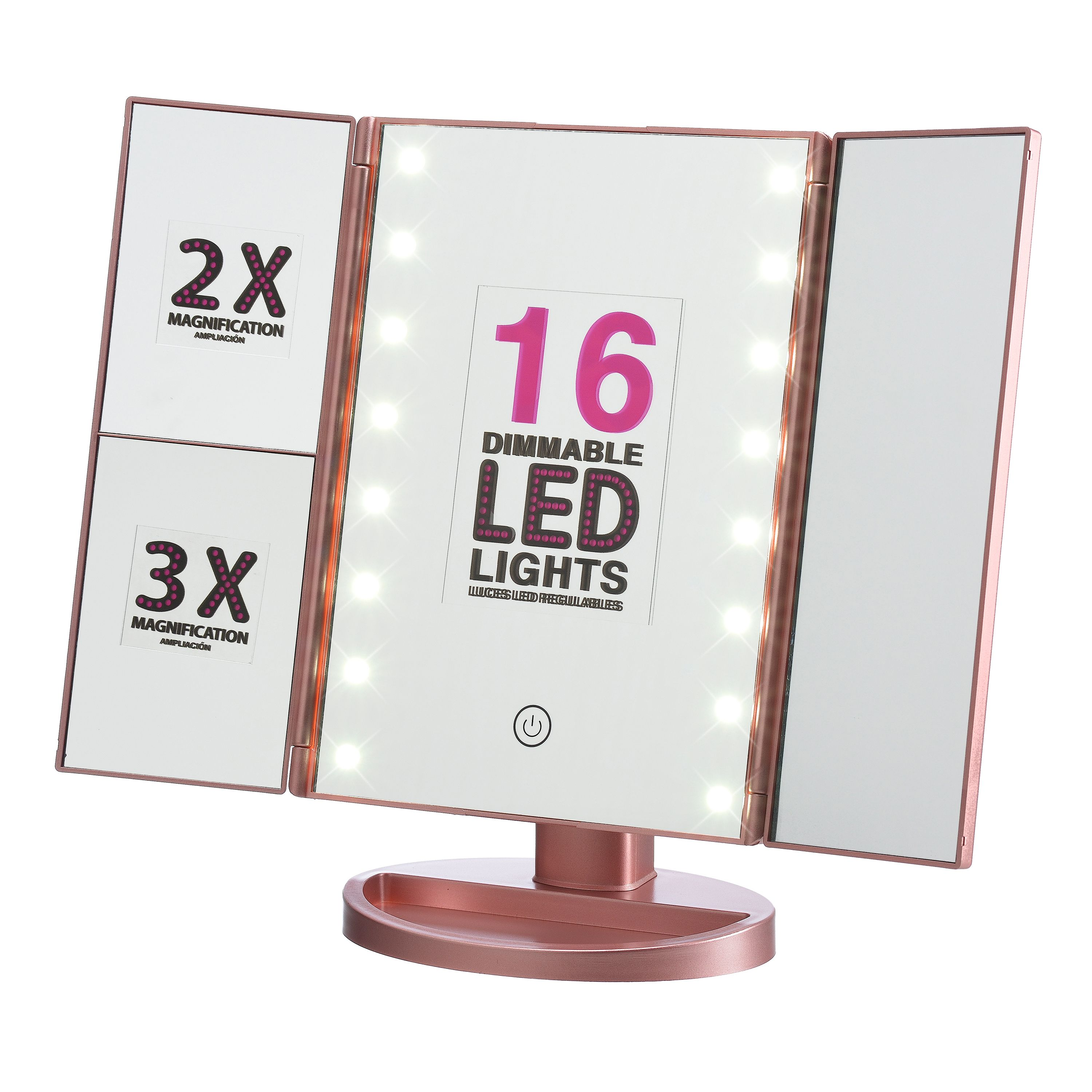 Beauty Dimmable Led Lights Dimmable Led Makeup Mirror