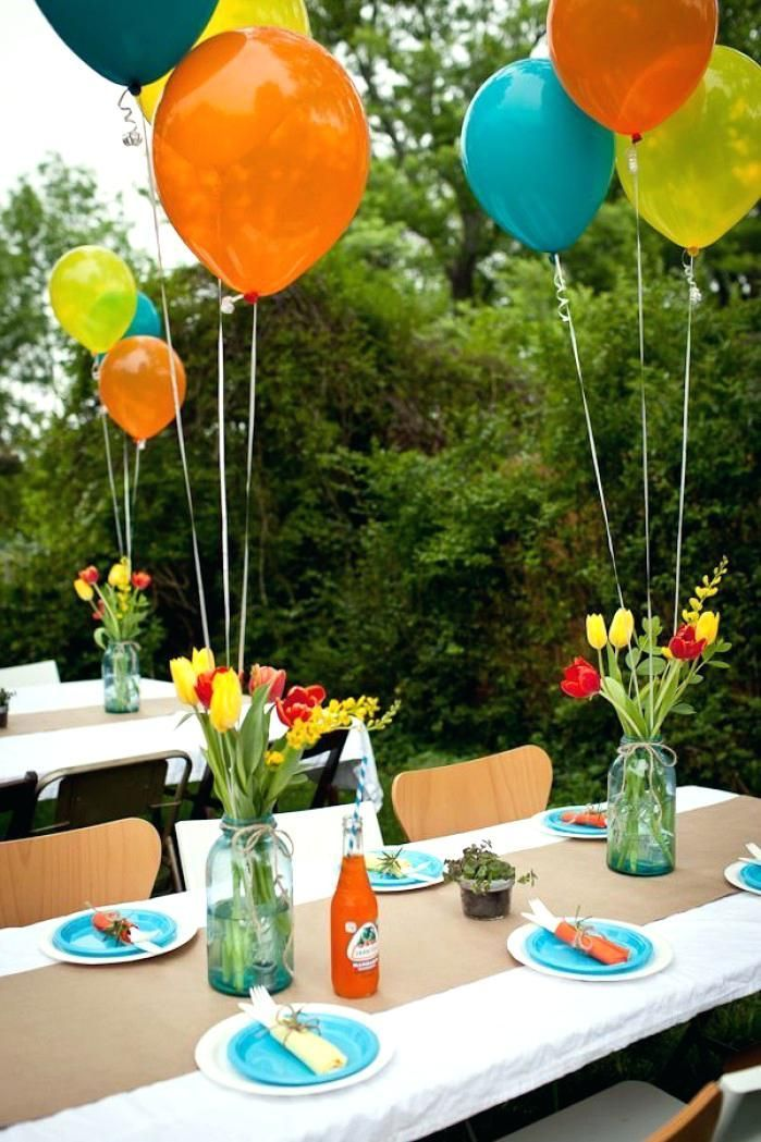 Unusual Backyard Party Decorating Ideas Decorations On A Budget