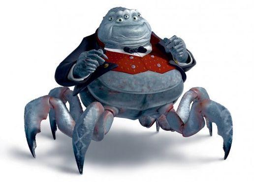 Henry J  Waternoose | Disney | Monsters inc characters