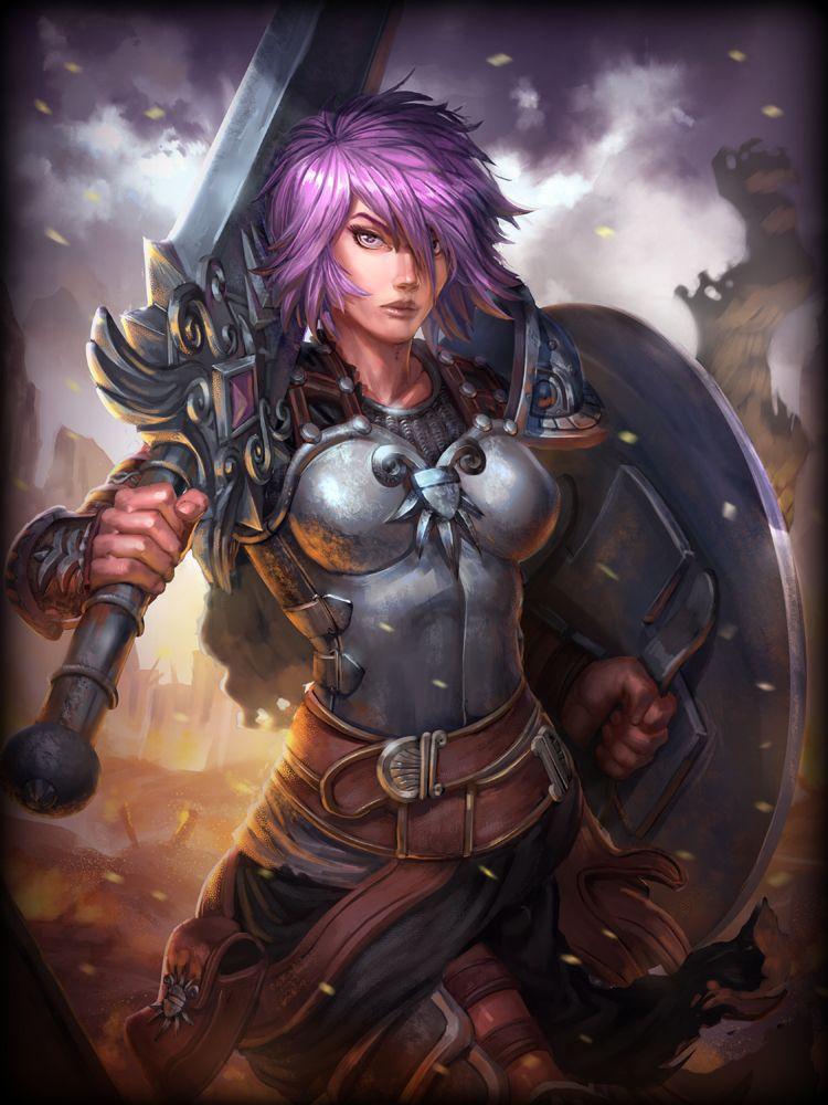 Battle Maiden Bellona