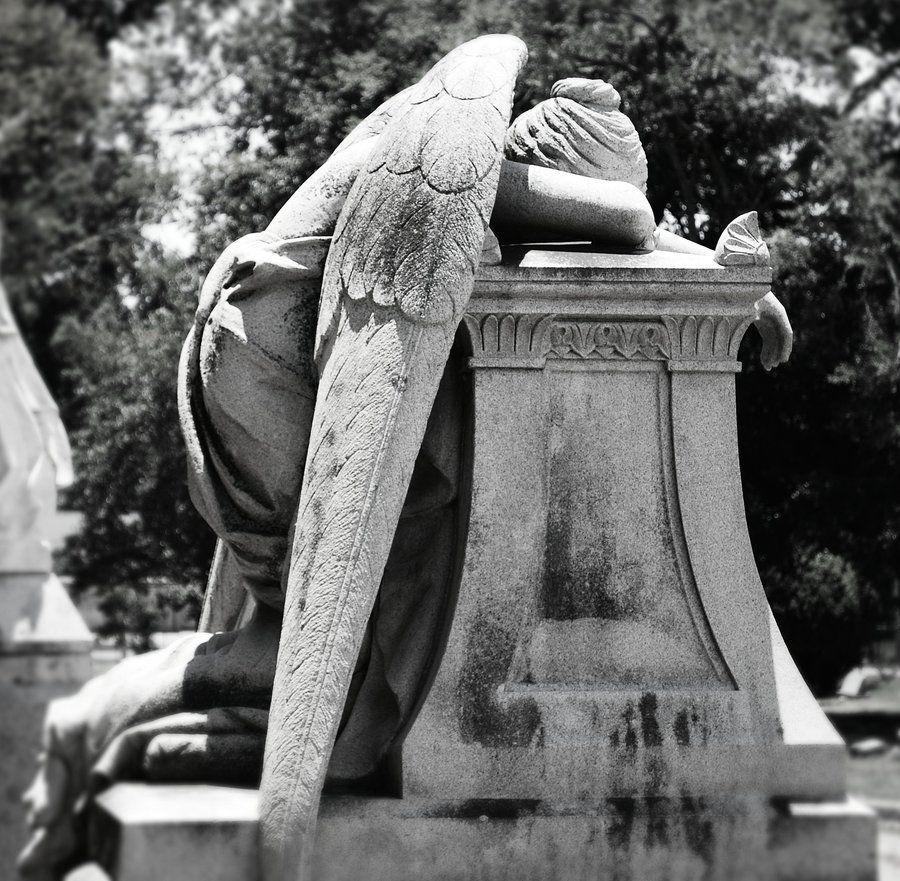 403 Forbidden | Oakland cemetery, Cemetery angels, Angel