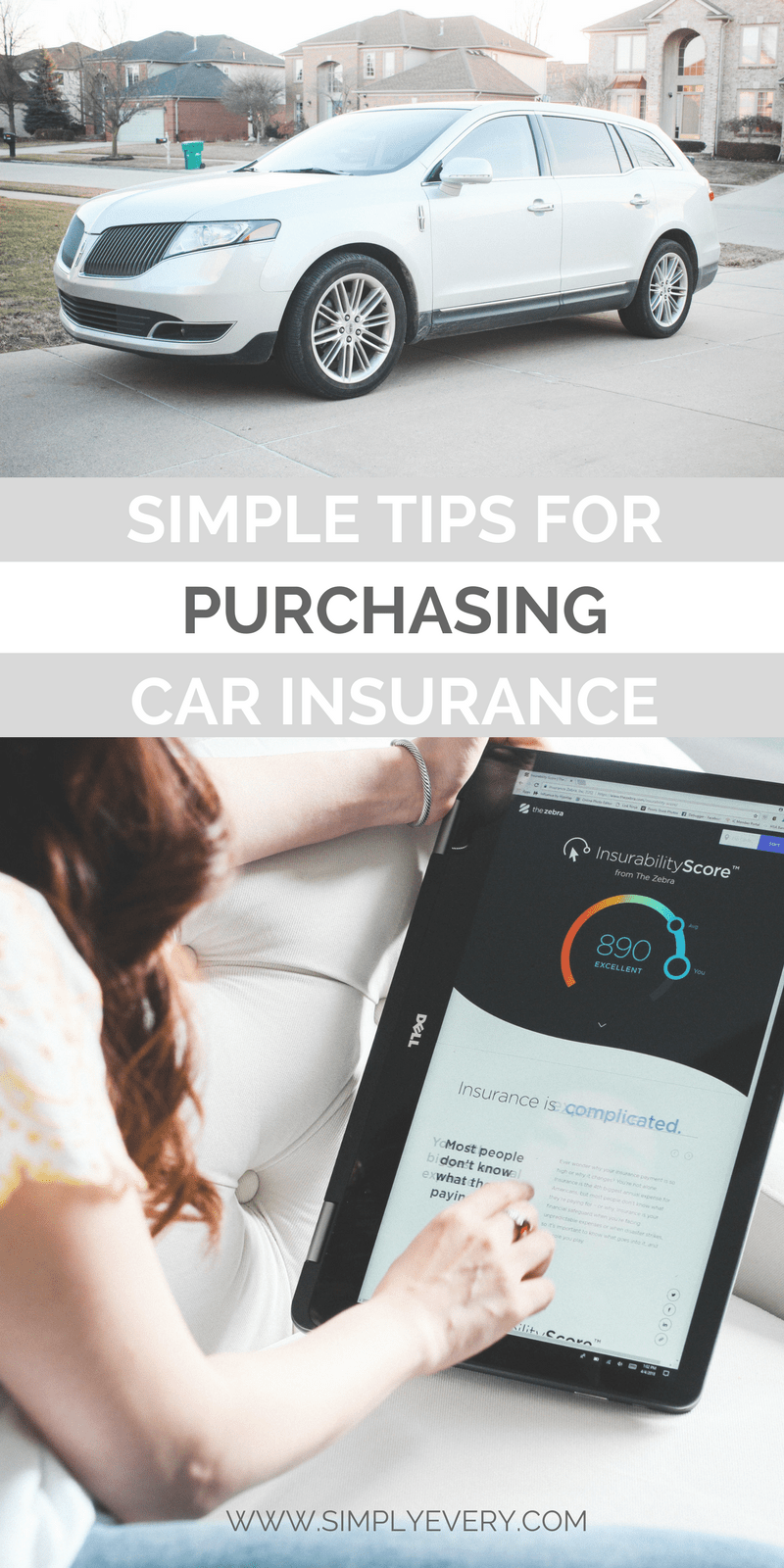 Simple Tips For Purchasing Car Insurance Car Insurance Tips